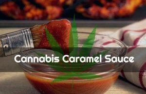 Cannabis Caramel Sauce