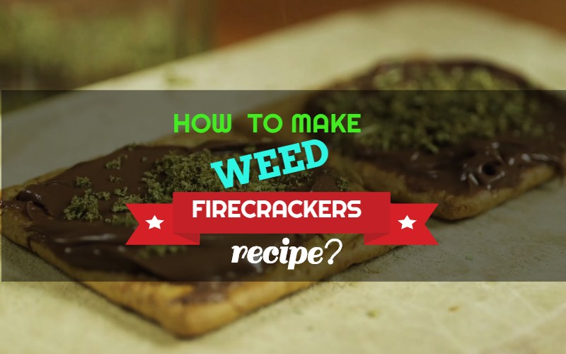 Weed Firecrackers