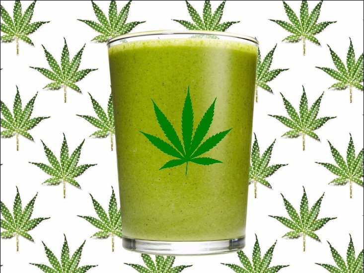 Cannabis Infused Drink