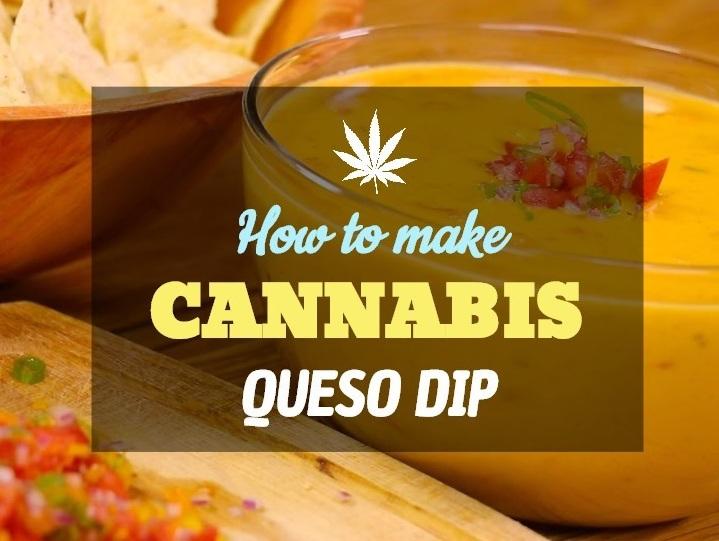 Cannabis Queso Dip