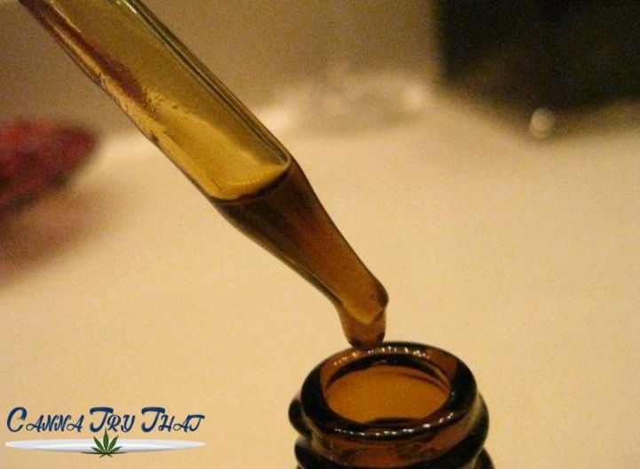 Cannabis Glycerine Concentrate